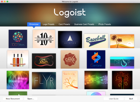 Logoist 2: Designing logos and more on your Mac
