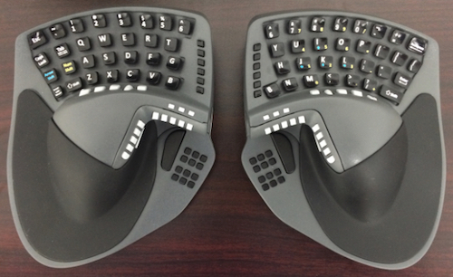 KeyMouse: A new take on the traditional keyboard and mouse