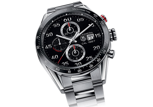 Reuters: Tag Heuer teams up with Intel to challenge the Apple Watch