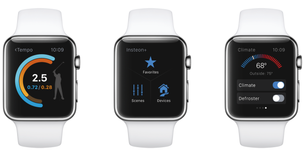 What's new for the Apple Watch: Native apps, sensor access and 'nightstand mode'