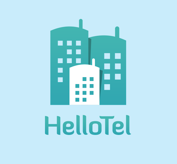 Check out HelloTel when you check in to your hotel