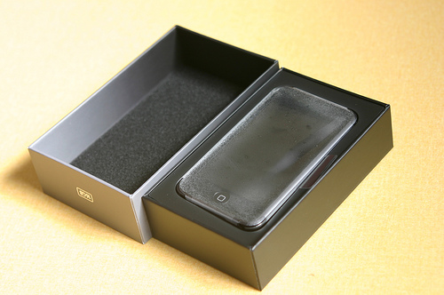 iPod Touch Unboxing