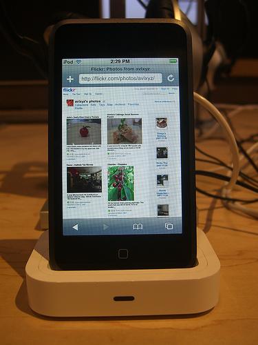 Nice IPod Touch photos