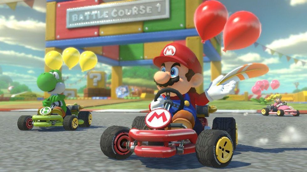 Mario Kart VR will probably make you vomit, but damn it looks incredible