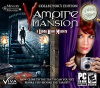 Vampire Mansion – A Linda Hyde Mystery