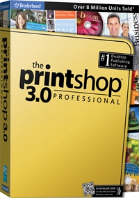 The Print Shop 3.0 Professional