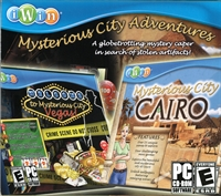 Mysterious City Adventures – Vegas & Cairo