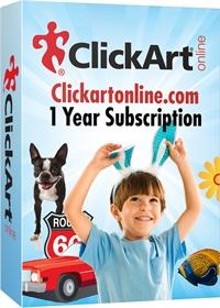 ClickArt Online Subscription