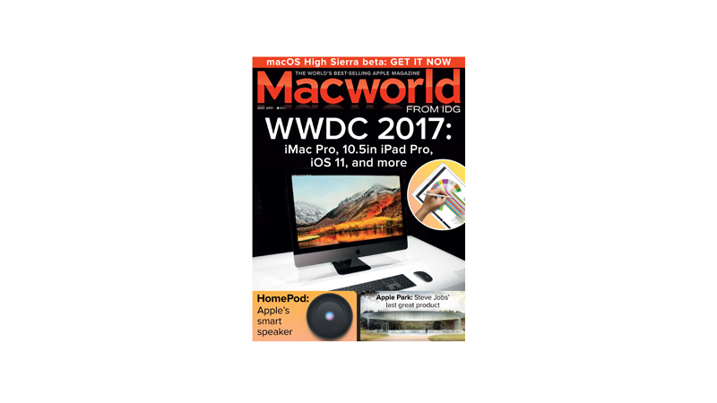 Macworld's July Digital Edition Out Today