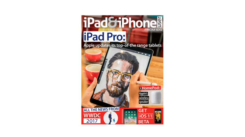iPad & iPhone User 121 Digital Edition Out Today