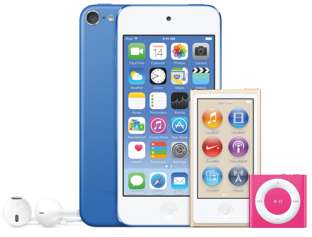 Apple brings iPods back from the brink of death with long-awaited overhaul