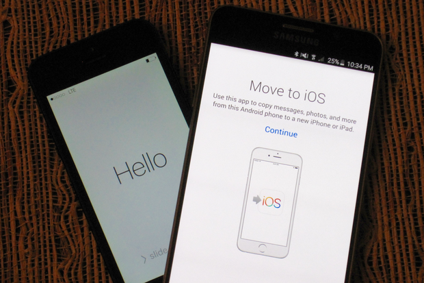 APPLE DENIES IT'S MAKING AN IOS-TO-ANDROID SWITCHING TOOL