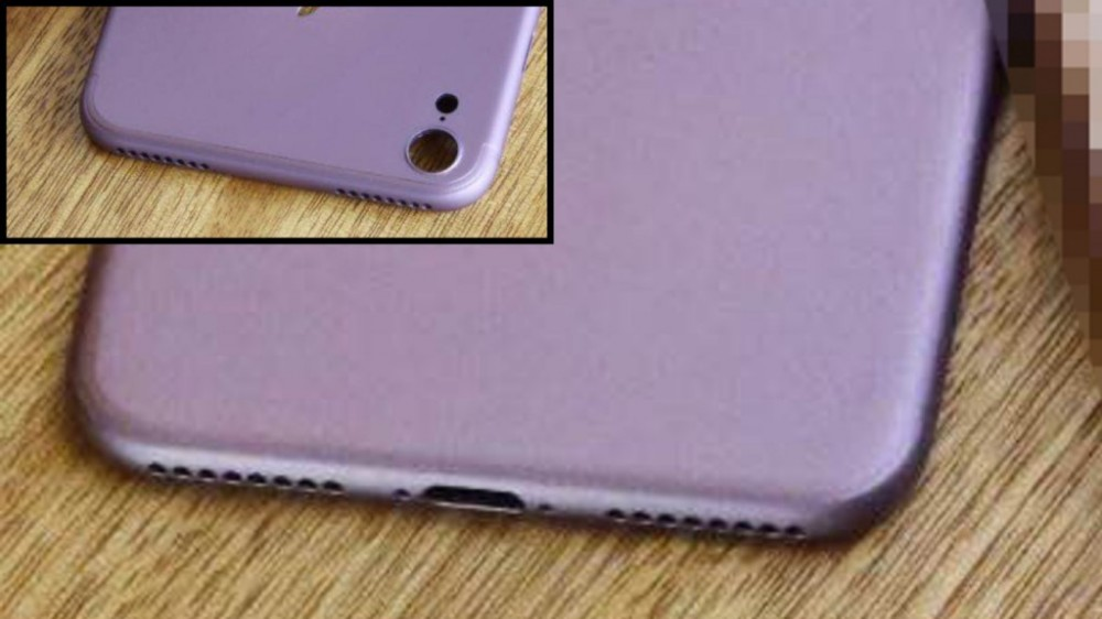 iPhone 7 case leak indicates a total of 4 speaker grilles, new larger rear camera and flash design