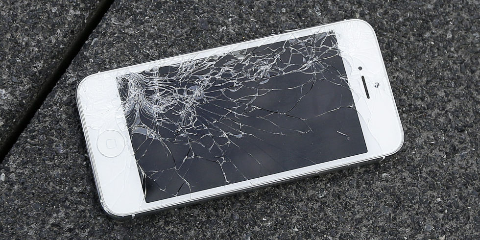 Your next iPhone screen will be fairly indestructible