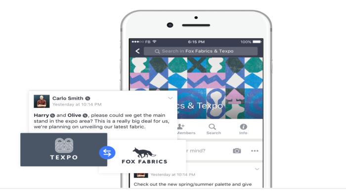 Facebook updates Workplace as enterprise collaboration gets hot again
