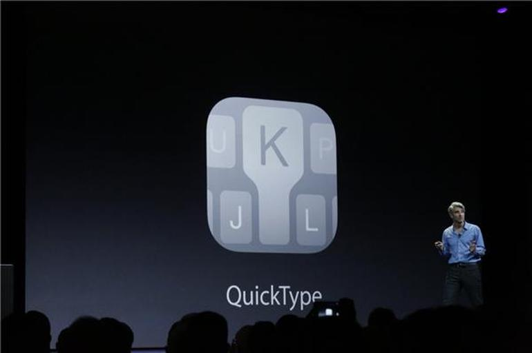iOS 8 to allow third-party keyboards