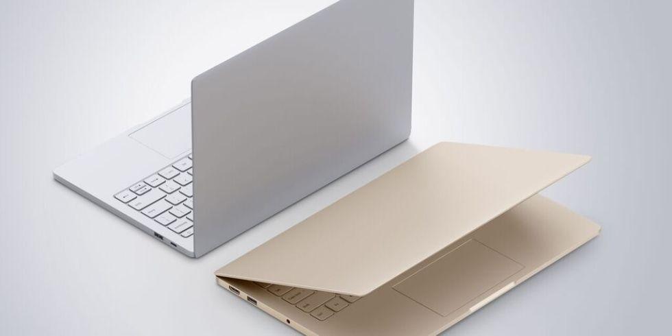 Xiaomi release a MacBook Air clone called… the Mi Notebook Air