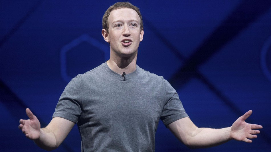 Zuckerberg sets a giant goal for virtual reality, but without a timeline