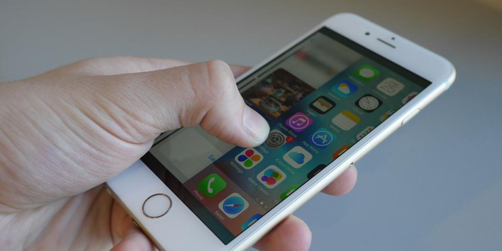 Apple is working on a fix for this iPhone 6S battery anomaly