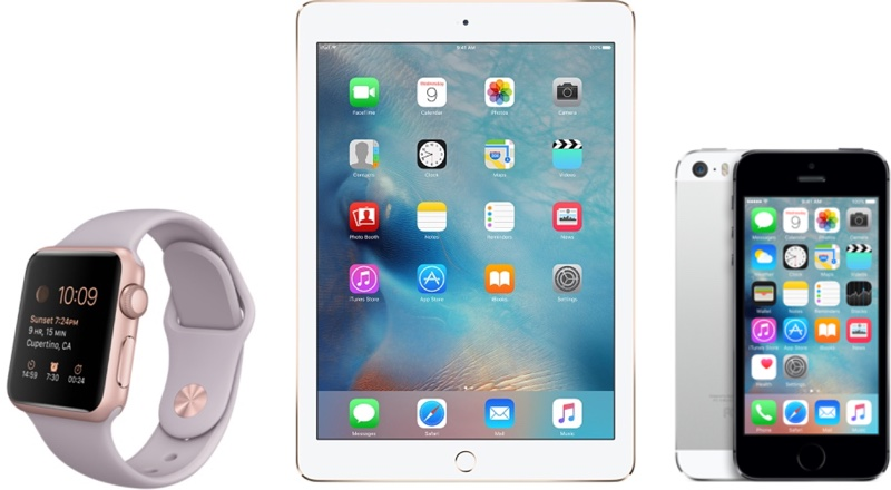 New Apple Watch bands, iPhone 6c and iPad Air 3 expected at 21 March event