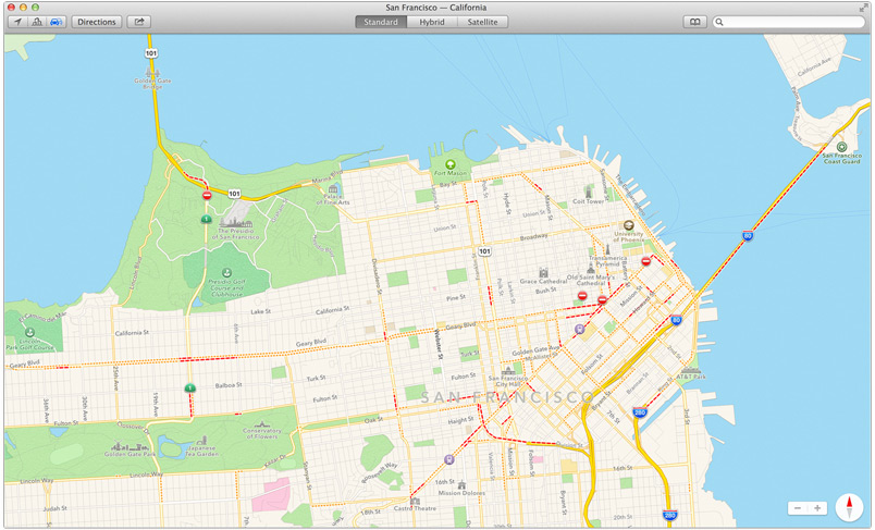 Apple Maps adds enhanced parking space info, electric charging listings via Parkopedia