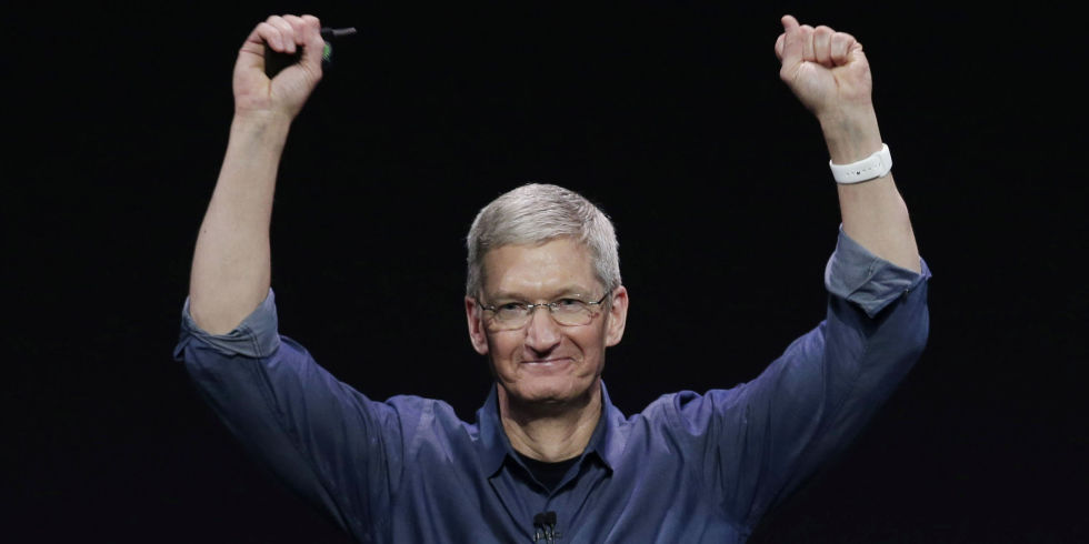 Tim Cook hints that fresh MacBooks are on the horizon