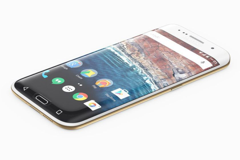 Phones that are even more curved than the Galaxy S8 are coming, but many issues still need to be solved