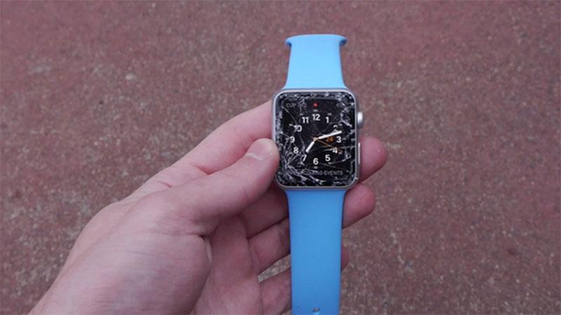 How to repair or replace a broken Apple Watch