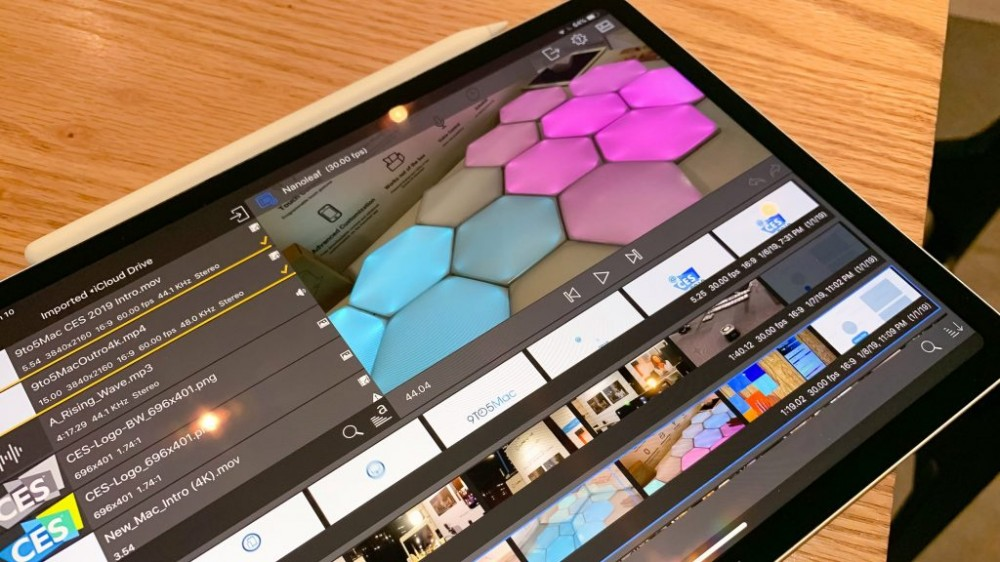 An iOS-only video workflow: Surprises, challenges, and hopes for the future