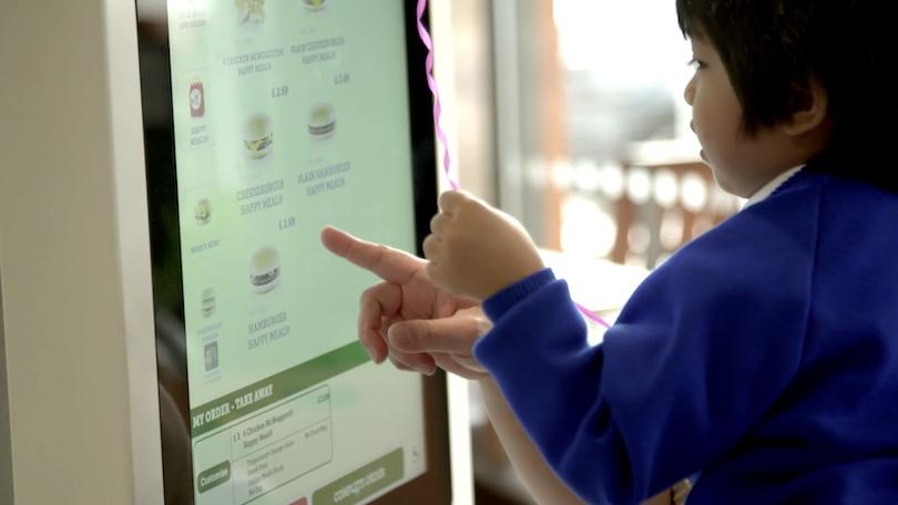 McDonald's Pilots Mobile Ordering and Self Service Kiosks