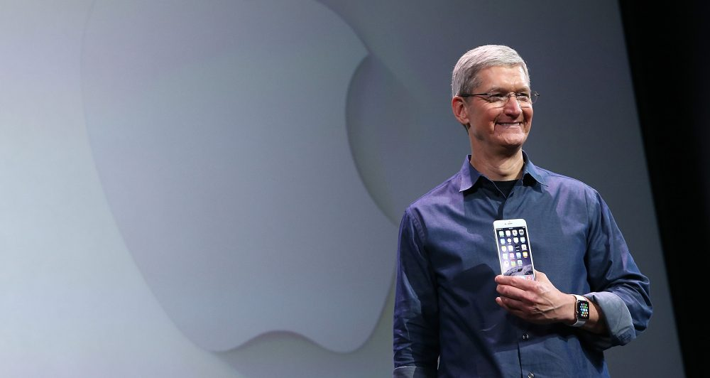 Tim Cook and other top tech leaders reportedly headed for Dec. 14 summit at Trump Tower