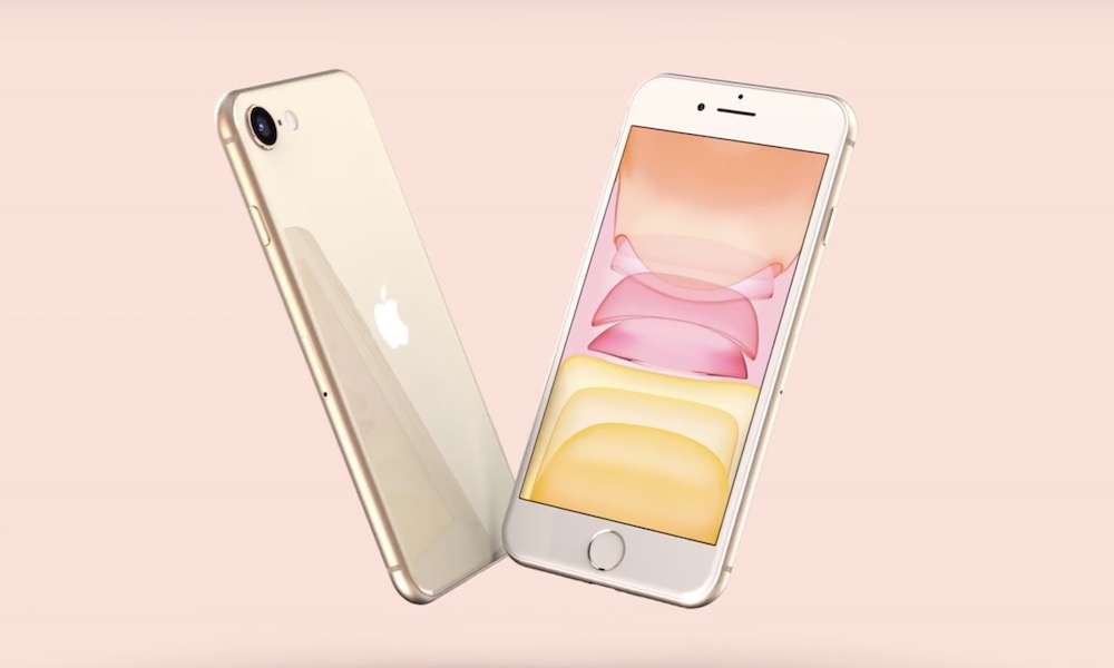 Apple's Next iPhone SE Might Actually Be Called 'iPhone 9'