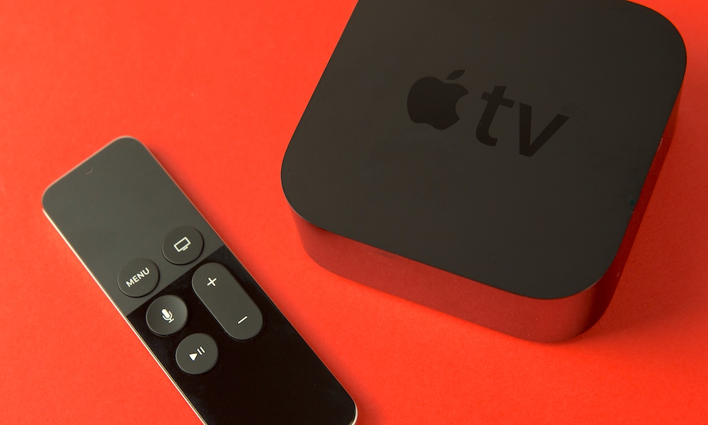 Apparently the Apple TV 4K Hides a Secret Lightning Port Around Back