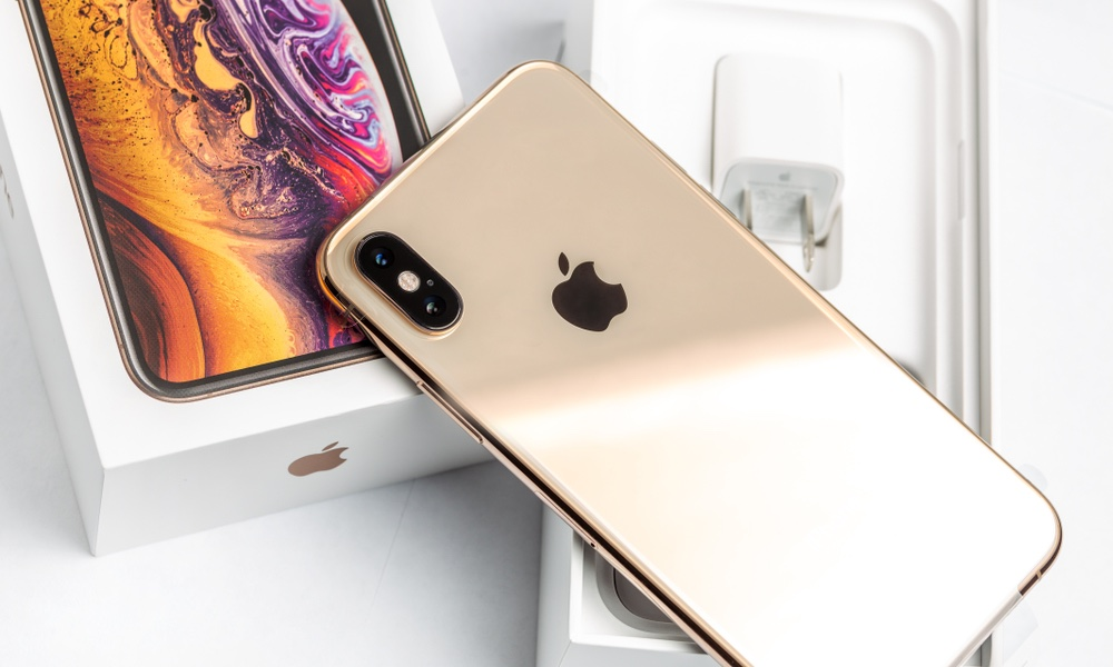 New iPhone XS with Box