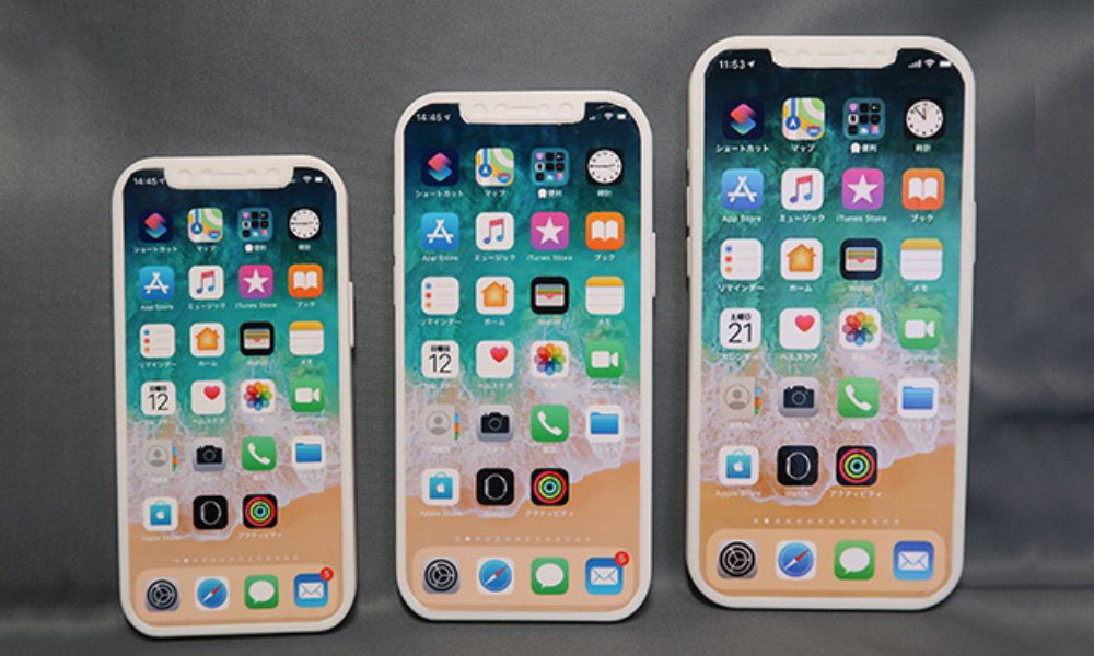 Here's What the Whole iPhone 12 Lineup May Look Like