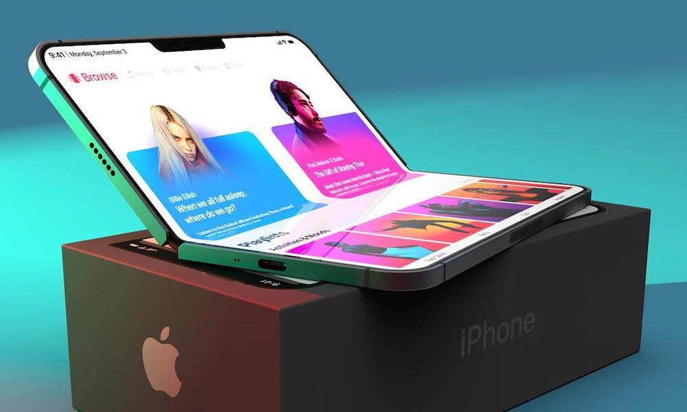 Apple's Foldable iPhone Might Feature 'Flaps' to Beat Its Folding Rivals