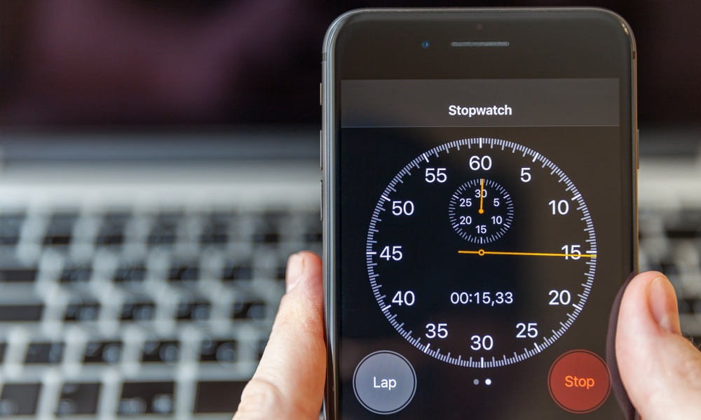 You'd Never Guess This Is How Your iPhone's Stopwatch Works