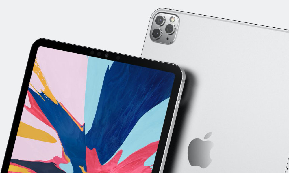 The iPad Pro Is Getting a Triple-Lens Camera— Here's What It Could Look Like