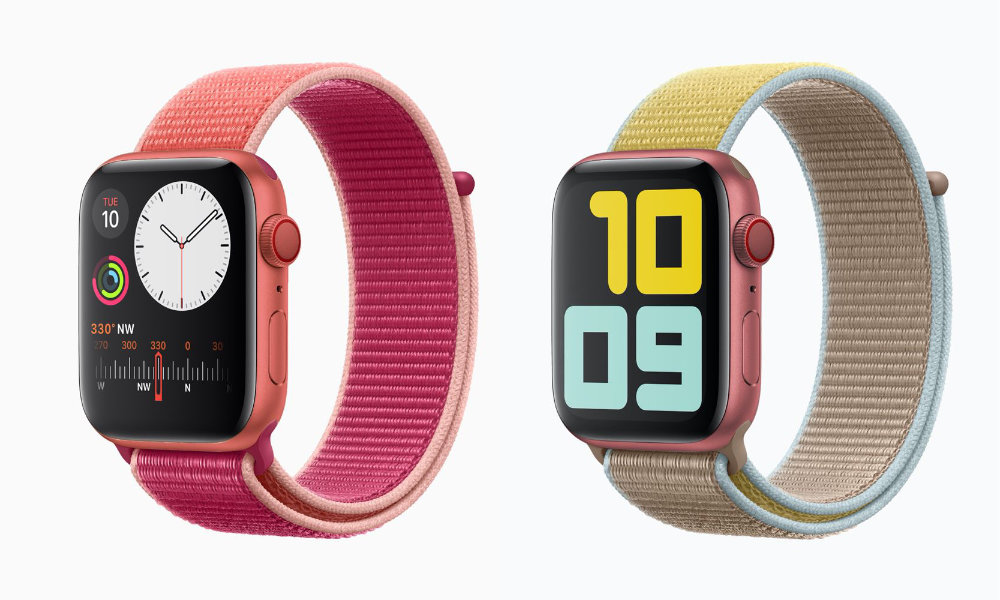 A (PRODUCT)RED Apple Watch Could Be Coming This Spring