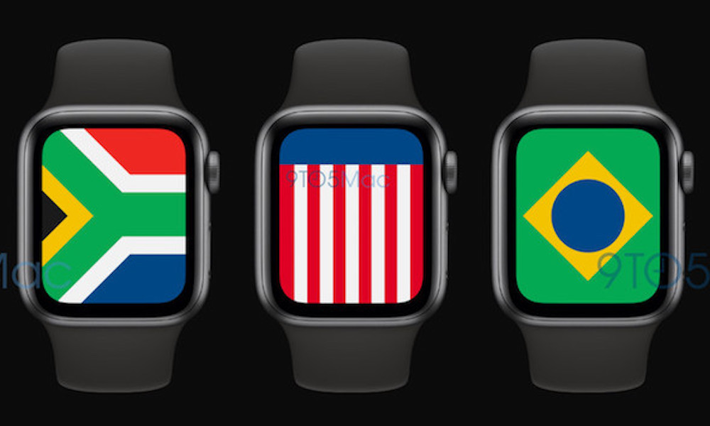 iOS 14 Leak Shows New 'International' Apple Watch Faces for watchOS 7