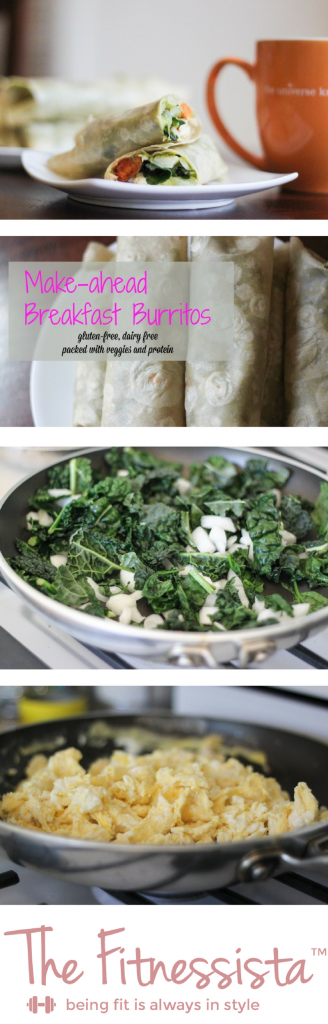 Protein-Packed Make-Ahead Breakfast Burritos