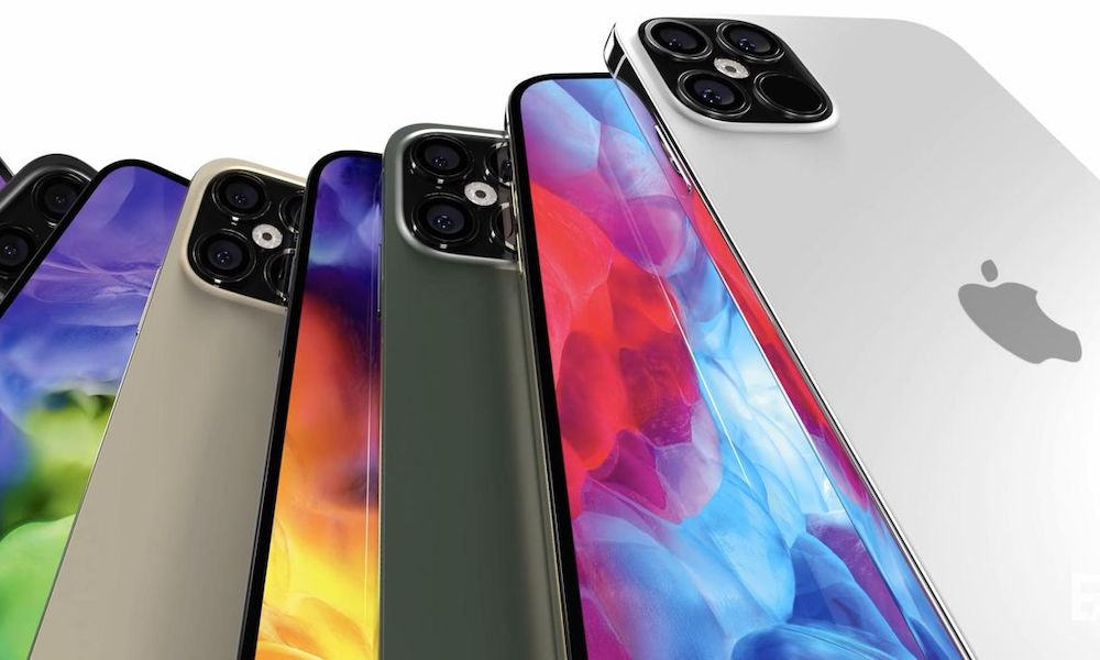 Apple Is Delaying Mass Production of the 5G iPhone 12