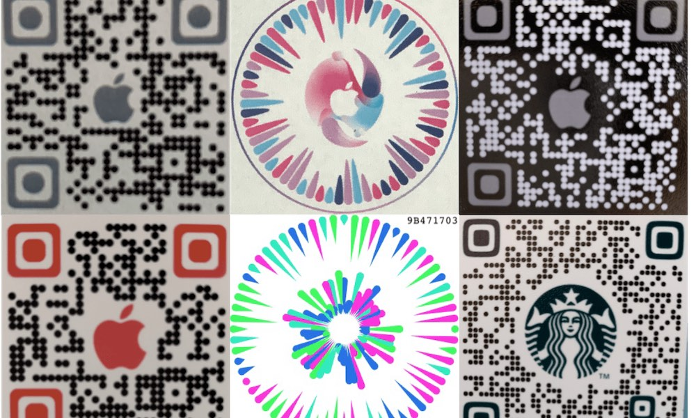 iOS 14's AR App Will Take Advantage of These 'Cosmic' Apple QR Codes