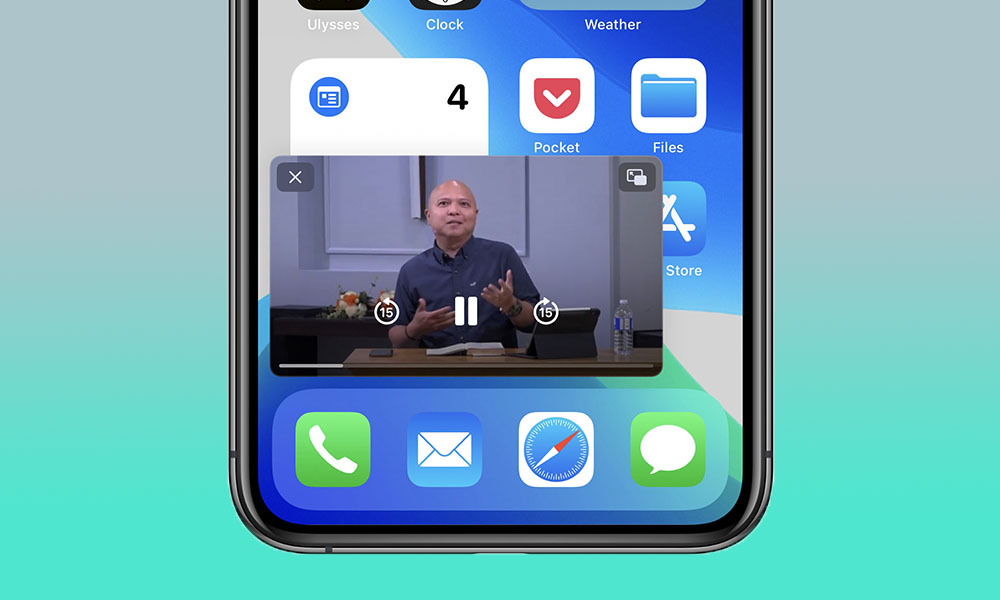 Every App That Supports Picture in Picture on iPhone (and How to Use It)