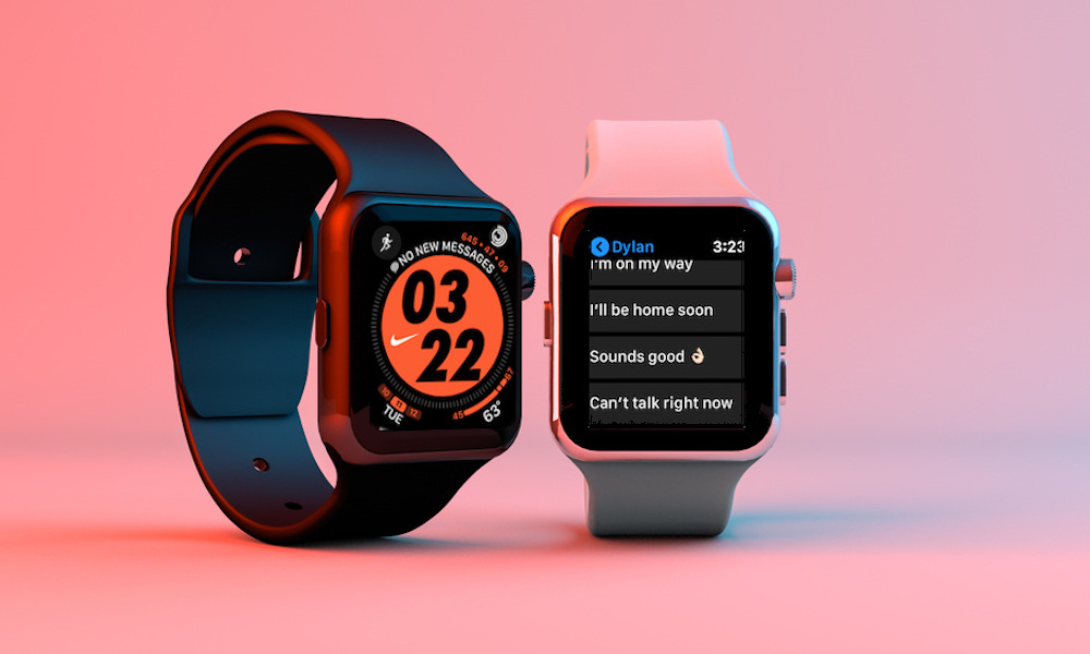 Customize Smart Replies to Text Using Your Apple Watch Quicker Than Ever