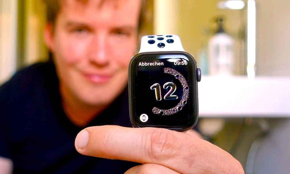 How to Turn on the New Apple Watch Handwashing Timer (and More)