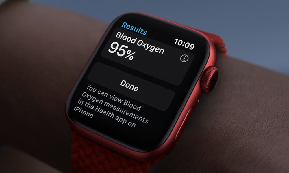 Apple Watch's Blood Oxygen and ECG Sensors Are Not Compatible with Family Setup