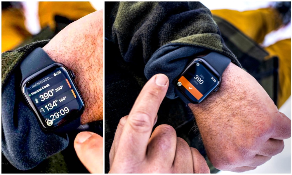 These WiFIRE Smoker Grills Now Let You Control Your Barbecue from Your Apple Watch
