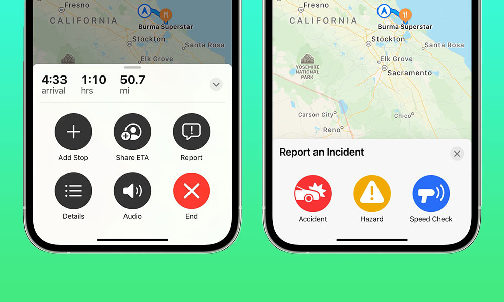 Apple Maps Is Taking on Waze with This New iOS 14.5 Feature
