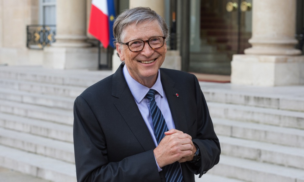 With Ironic Twist, Bill Gates Reveals Why He Prefers Android Over iPhone